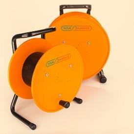 Plastic cable reels menu